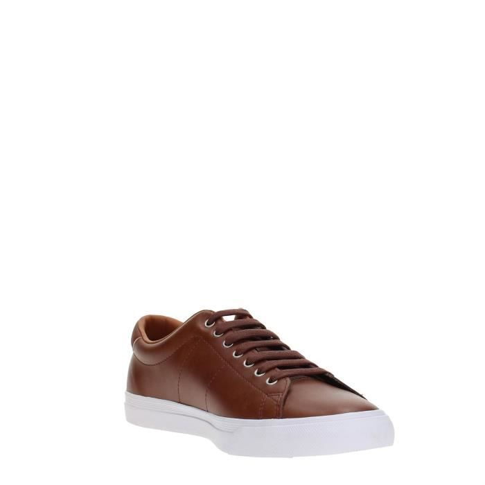 FRED PERRY Sneakers Homme TAN, 40