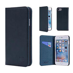 HOUSSE - ÉTUI Étui Apple iPhone 6 6S -Classic Wallet- en cuir Vé
