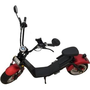 SCOOTER Scooter Electrique Pony by LEDS'GO 20ah