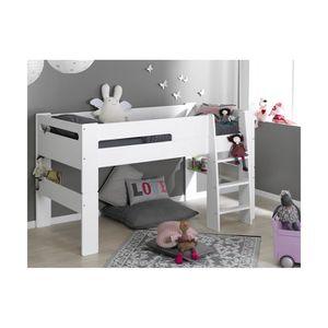 lit enfant mi hauteur achat vente lit enfant mi. Black Bedroom Furniture Sets. Home Design Ideas