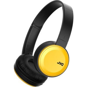 CASQUE - ÉCOUTEURS JVCHAS30BTYE Casque Bluetooth sans fil Jaune