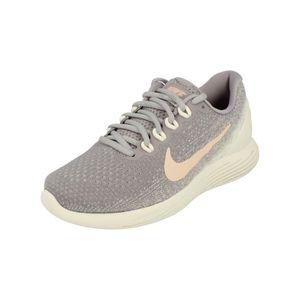 brand new ece0f 08f71 CHAUSSURES DE RUNNING Nike Femme Lunarglide 9 Running Trainers 904716 Sn