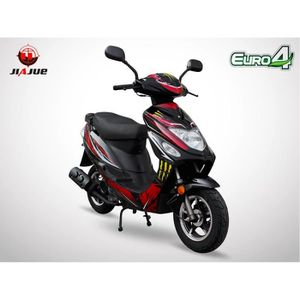 SCOOTER Scooter 50cc 4T - SPIRO 50 - JIAJUE - Édition Limi