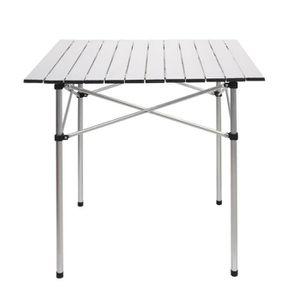 TABLE DE CAMPING Table de camping, Table de pique-nique Aluminium P