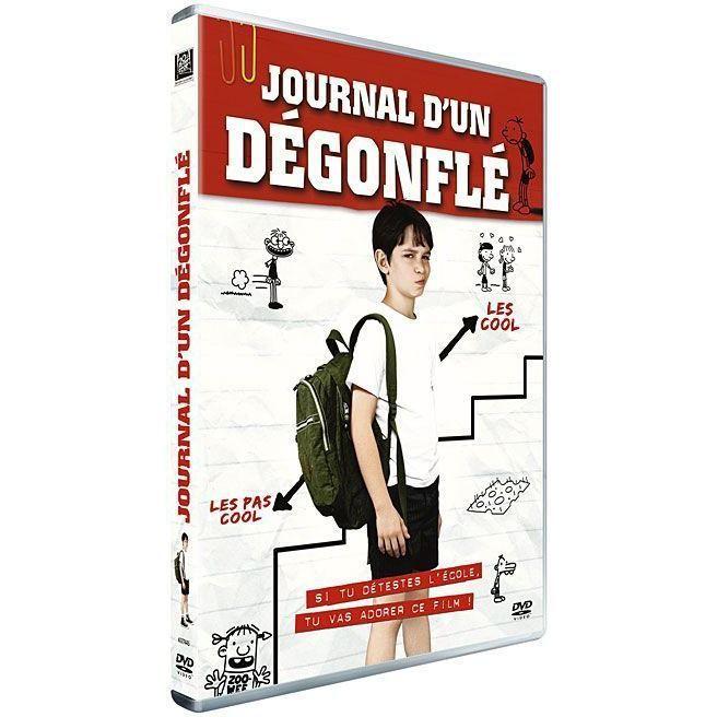 DVD FILM DVD Journal d'un degonflé