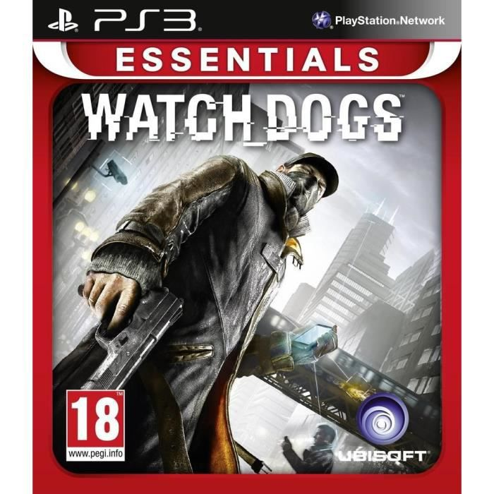 watch dog 2 ps3