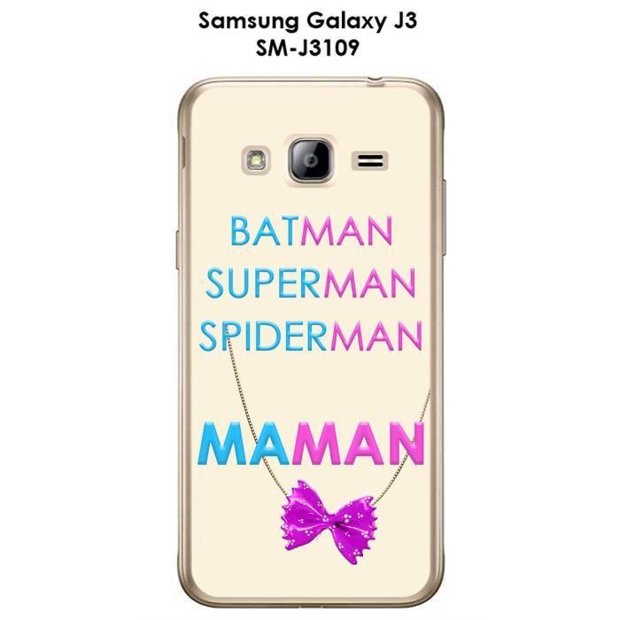 samsung galaxy j3 2016 coque maman