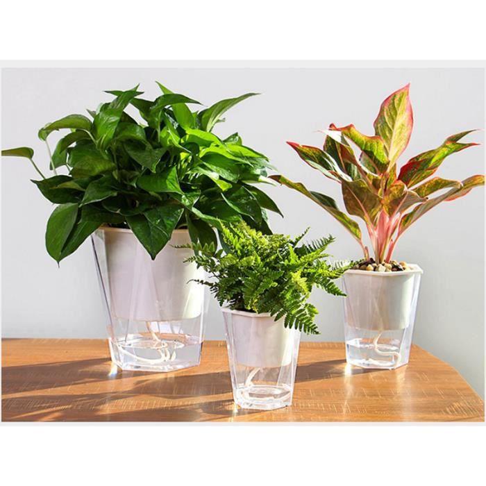 pot fleurs pot de fleurs decoration pot de fleurs exterieur pot de fleurs avec rserve deau pot de fleur interieur transparent