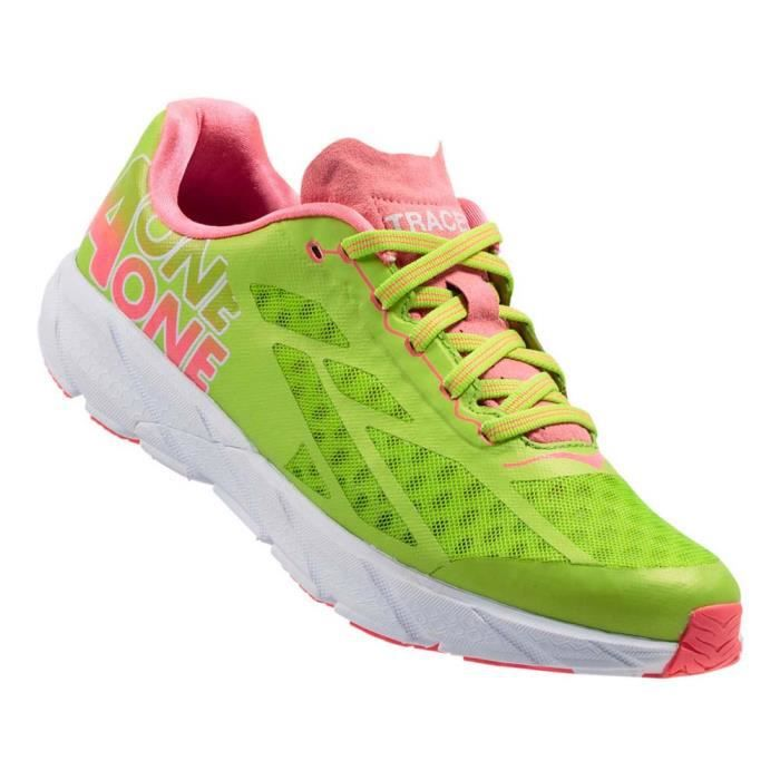 bcc5dfaf19f55d Chaussures femme Running Hoka One One Tracer - Prix pas cher - Cdiscount