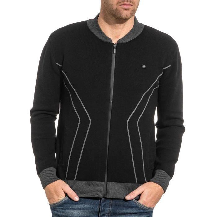 quality design d50f5 a122d gilet-zippe-homme-noir-maille.jpg