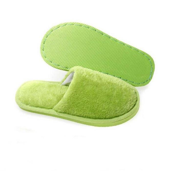 Femme Chaussures Slipper Étage Confortable Cotton Meilleure Qualité Intérieur De Ultra Bonbons Couleurs Hiver Chaud Chaussure Mode fd7qC7w