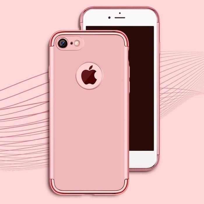 coque iphone 7 rose gold