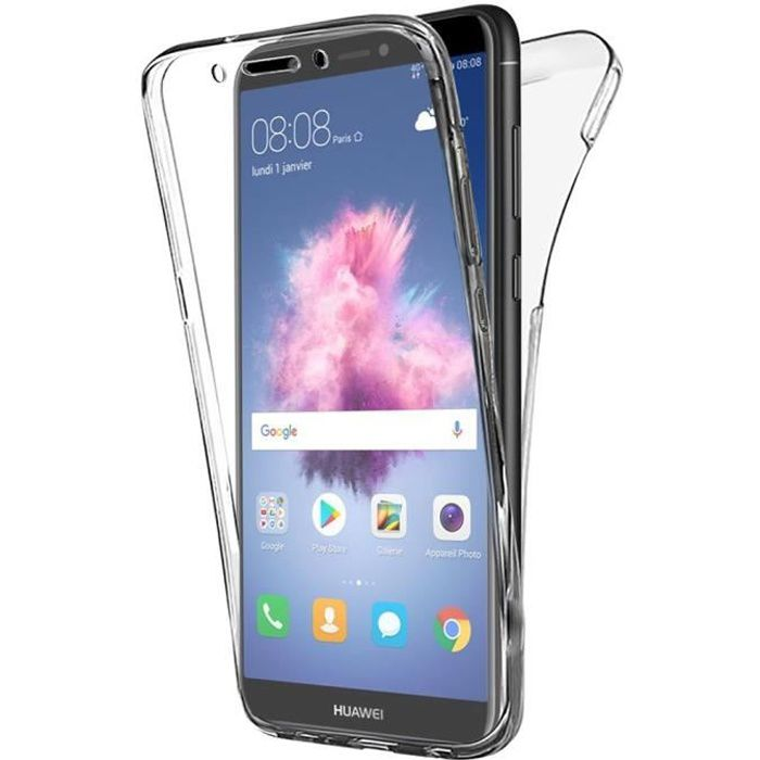coque silicone huawei smart