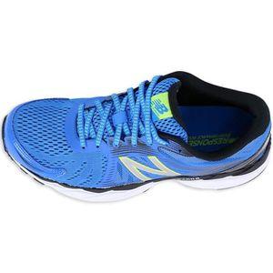 ... CHAUSSURES DE RUNNING Chaussures Bleu M680 Running Homme New Balance. ‹›