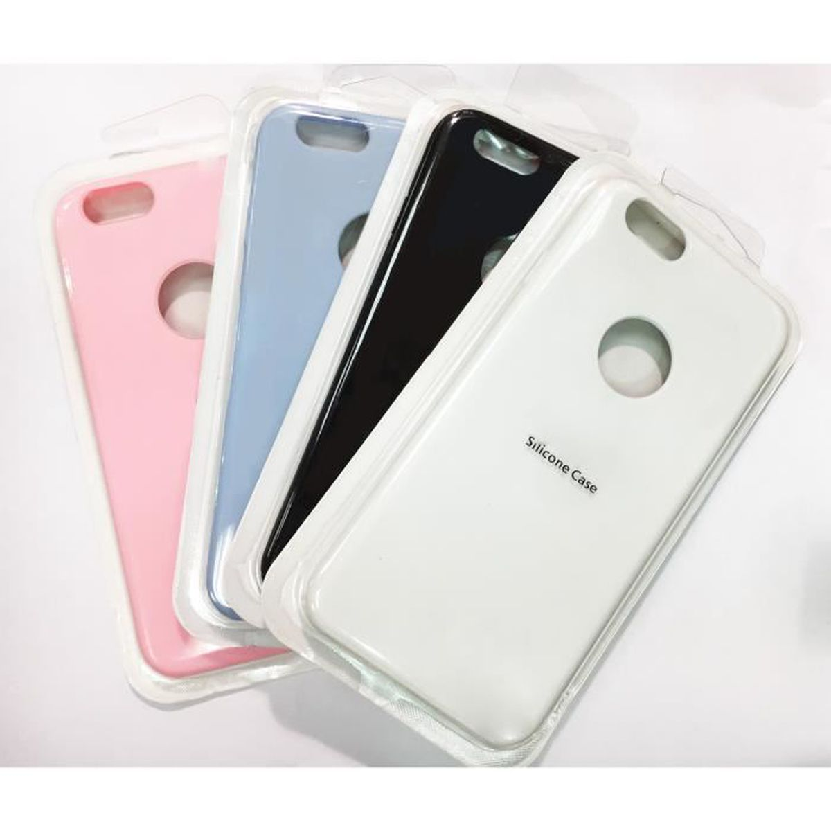 coque iphone 7 gomme