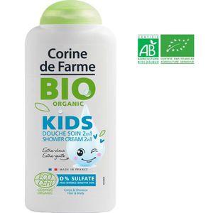 GEL - CRÈME DOUCHE CORINE DE FARME Gel douche enfant au calendula - 5
