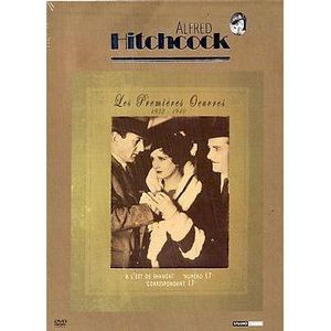 DVD FILM DVD Alfred hitchcock-1927-1940-les