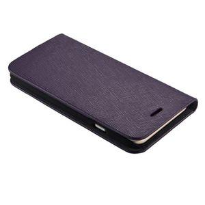 QDOS EtuiFolio pour Iphone 6 - Cuir Violet