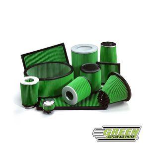 FILTRE A AIR GREEN - Filtre de remplacement - BMW Série 3 E46