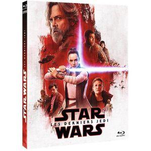 BLU-RAY FILM Star Wars : Les Derniers Jedi - Blu-ray + Blu-ray