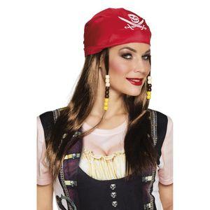 Chapeau pirate femme - Achat   Vente jeux et jouets pas chers f2f0b596ab0