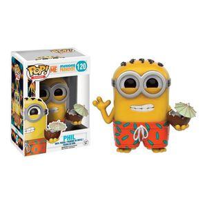 FIGURINE - PERSONNAGE Figurine Funko Pop! Moi Moche et Méchant 3: Phil a