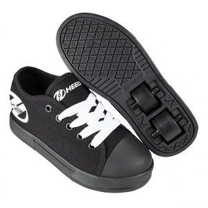 BASKET Heelys - Chaussures à roulettes Fresh - noir/noir