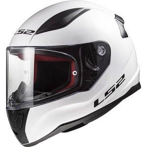 CASQUE MOTO SCOOTER Casque moto - LS2 RAPID Blanc - L