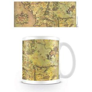BOL - MUG - MAZAGRAN Le Seigneur des Anneaux - Mug Middle Earth