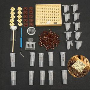 MATÉRIEL SYSTÈME NICOT 155 pieces Outils d'apiculture en plastique System