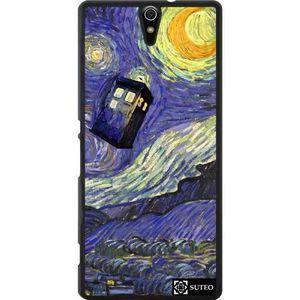 COQUE - BUMPER Coque Sony Xperia C5 - La nuit étoilée de Vincent