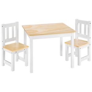 Table enfant avec chaise achat vente jeux et jouets pas chers for Table avec chaise enfant