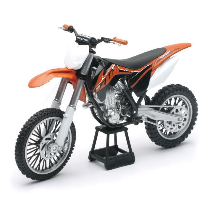 moto ktm jouet achat vente jeux et jouets pas chers. Black Bedroom Furniture Sets. Home Design Ideas