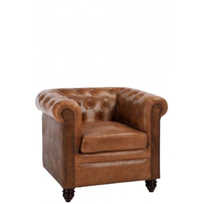 fauteuil 1 place chesterfield en cuir cognac 84x77 Résultat Supérieur 5 Superbe Fauteuil Cuir Chesterfield Stock 2017 Shdy7