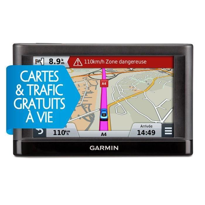GPS AUTO GPS Garmin nüvi 65 LMT CE Europe 22 pays