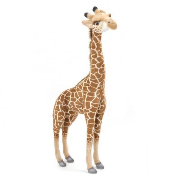 peluche girafe achat vente jeux et jouets pas chers. Black Bedroom Furniture Sets. Home Design Ideas