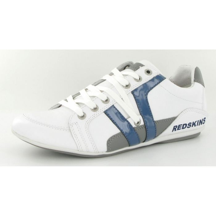 Chaussures Arene Basket Leather Blanc Vente Redskins Achat 8yNOnm0vwP