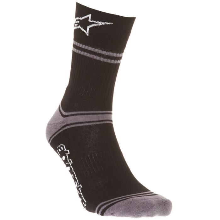 e8b95d469b3 Chaussettes Alpinestars Summer - Gris - Achat   Vente chaussettes ...
