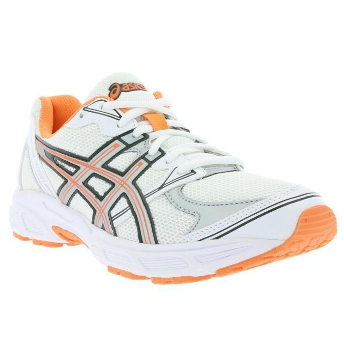 Asics patriot 6 dames Chaussures de course Blanc T3G5N 0192