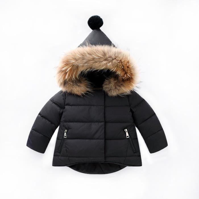 Manteau et doudoune fille