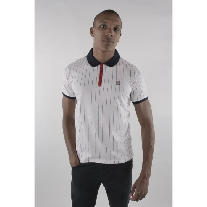 Polos à manches courtes Björn Borg blancs homme cFygd0EFpH