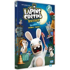 039a21c99e6 DVD DESSIN ANIMÉ DVD Les lapins crétins, saison 2, vol. 1