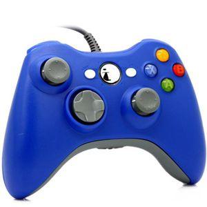 MANETTE JEUX VIDÉO Manette de Jeu Vidéo Filaire USB Pour Xbox 360 Mic