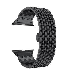 MONTRE Bracelet en alliage de luxe de boucle de bracelet