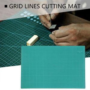CUTTER LOISIRS CRÉATIFS A3 Tapis de découpe Lignes PVC Cutting Mat Conseil