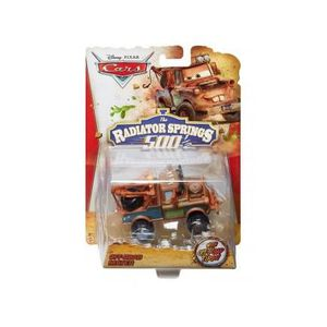 VOITURE - CAMION Voiture Disney Cars Radiator Springs 500 - OFF ROA