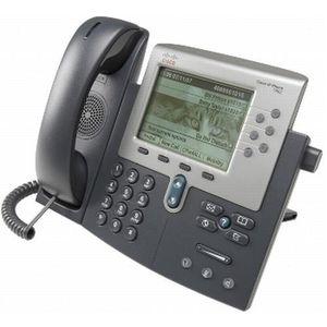 Téléphone fixe Cisco Unified IP Phone 7962, Spare, Haut-parleur,
