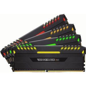 MÉMOIRE RAM CORSAIR Mémoire PC Vengeance RGB - DDR4 - Kit 32Go