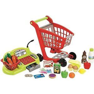 jeux jouets chariot de courses enfant achat vente pas cher cdiscount. Black Bedroom Furniture Sets. Home Design Ideas