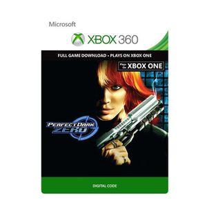 JEU XBOX 360 À TÉLÉCHARGER Perfect Dark Zero Jeu Xbox 360 à télécharger